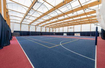 Quelles façades pour une salle multisport?