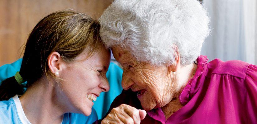 Bénévolat personnes âgées