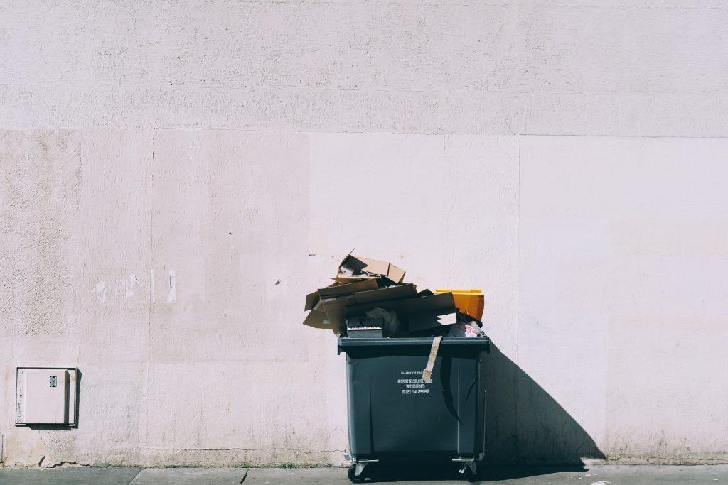 Conteneur déchets