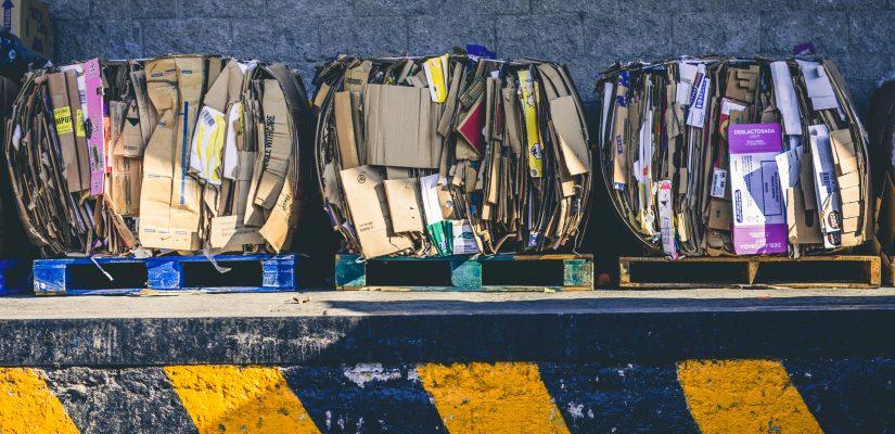 Conteneurs déchets