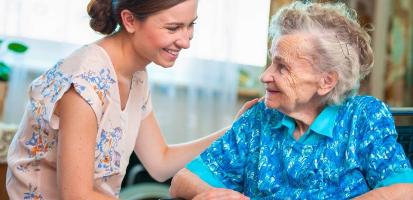 Bénévole maison de retraite