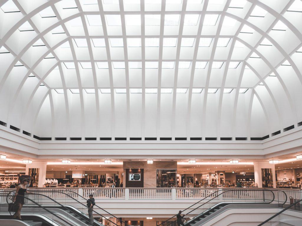 Centre de shopping